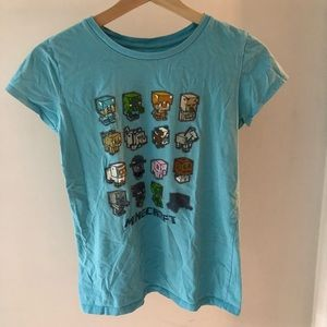 Girls Minecraft T-Shirt